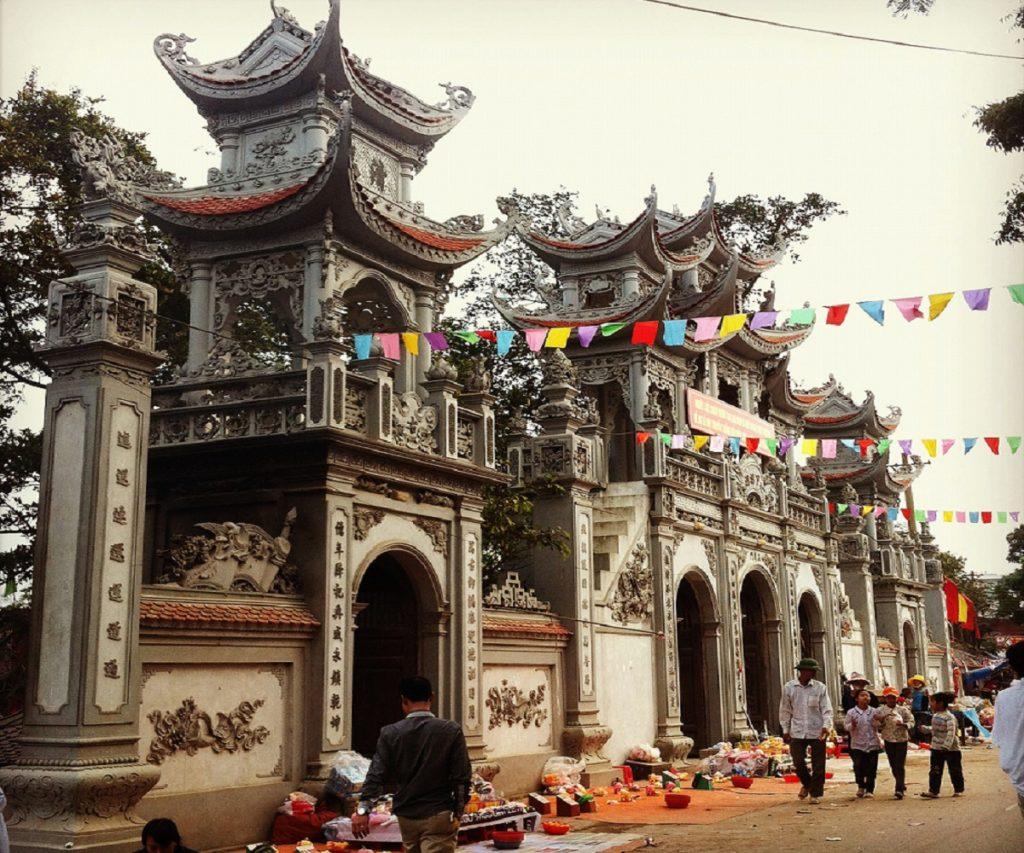 đền Tiên La