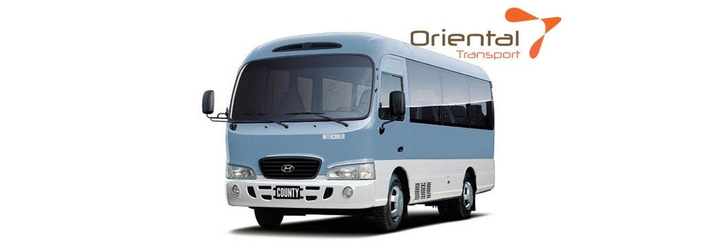 dịch vụ thuê xe du lịch 29 chỗ