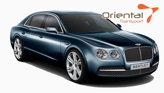 thuê xe cưới Bentley Flying Spur